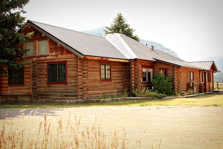 Jackson Hole, Fly fishing getatway - Cabin