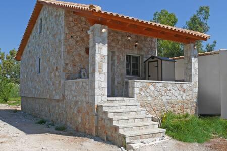 Stonehouse in Schinias Beach, Marathon, Greece - Anatoliki Attiki