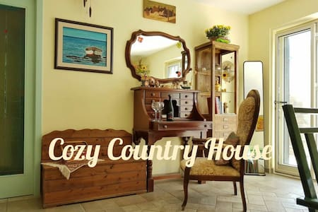 The Cozy Country House - Villa