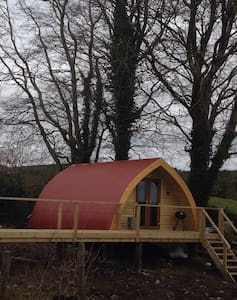 """""""The Hideaway"""" Cosy Self Catering - Boyle - Cabin"""