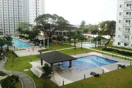 FURNISHED 2BR CONDO UNIT WITH WIFI - Huoneisto