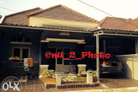 Hommy Place to stay in Pangkalpinang - House