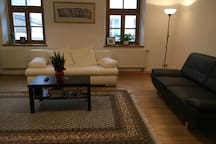 Spacious room in center of Amberg