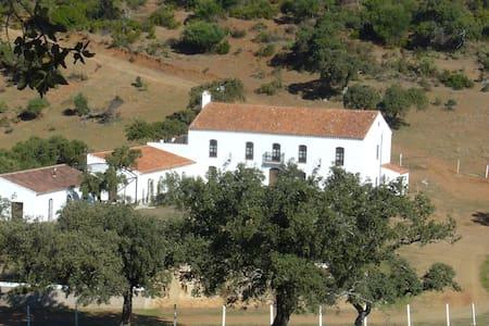 FUENTEIBAÑEZ, espectacular casa de campo - Zufre