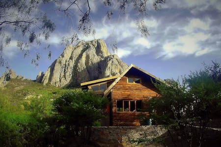 Stunning View Rustic Chalet - Chalupa