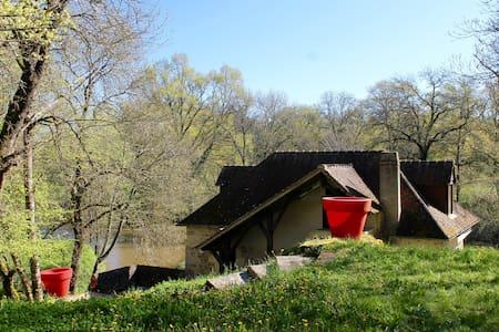 Moulin du petit balabran - Bélâbre - House