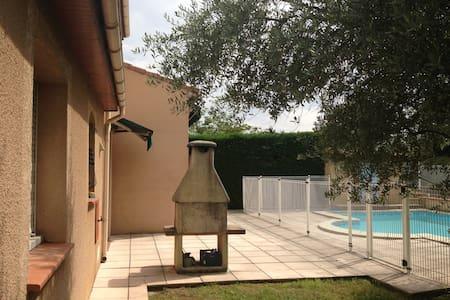 Villa T5 a 10 minutes de Toulouse - House