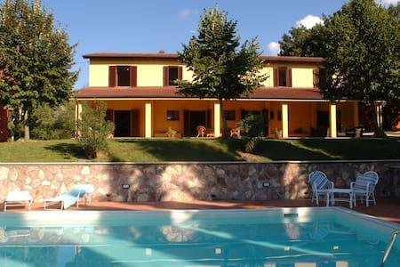 Villa Umbria - relax nel cuore verde d'Italia - Stroncone - Apartment