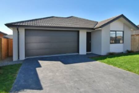 Modern family home Double room - Waimakariri District - House