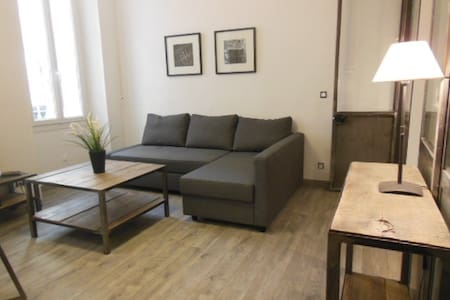 ideal apartment for 4 people - Apartment