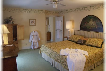 Scarborough Inn Room 25, Cafagialo - Ocean City - Bed & Breakfast
