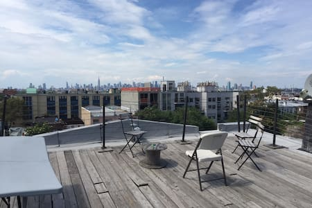 Modern Room in Great Location (Bushwick) - Brooklyn - Wohnung