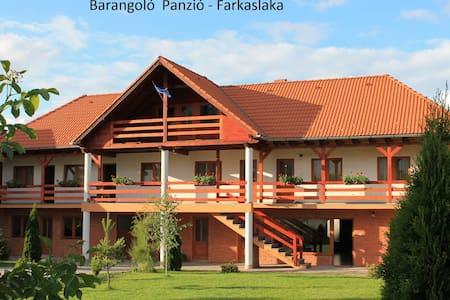 Barangoló Panzió - Chambres d'hôtes