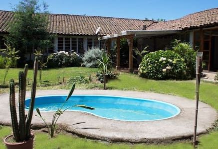 Big Country House in Colchagua Valley. - San Fernando