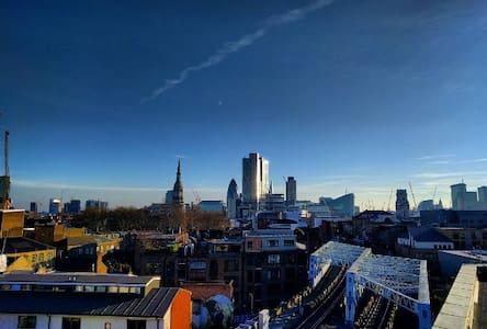 Spectacular Loft in the heart of Shoreditch - London - Loft