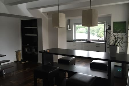 Stylish wohnen in Rostock / Ostsee - Apartment