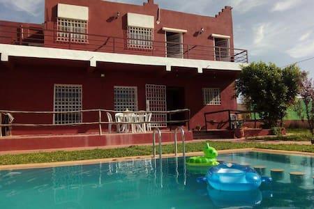 Ferme d'hôtes Aghbalou 2 - Villa