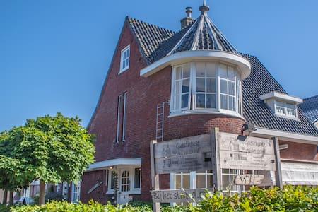 Romantische Torenkamer van Juthout op Texel - Oda + Kahvaltı