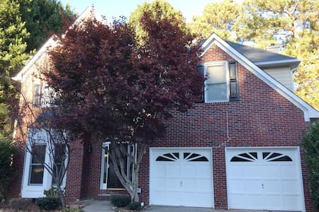 Comfortable Private Bedroom - Kennesaw - Ev