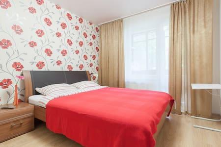 Уютная комната с удобной кроватью - Iekaterinbourg - Appartement