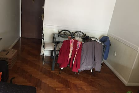 Private room in a nice apartment with big balcony - Caballito - Apartment