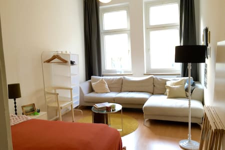 Bright room central - Dortmund - Apartment