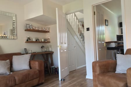 Lovely Peaceful Home - Burgess Hill - House
