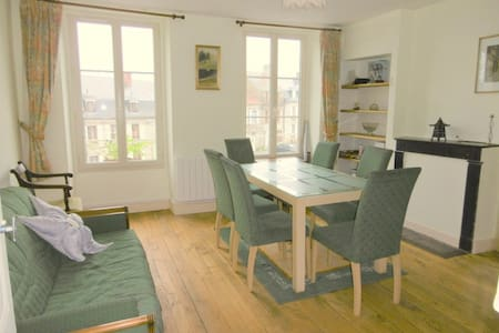 Second Floor Apartment in Jarnages, near Gueret - Jarnages - Appartement