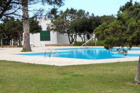 Chalet de ensueño en Cap d´Artrutx - Ciutadella de Menorca - Chalé