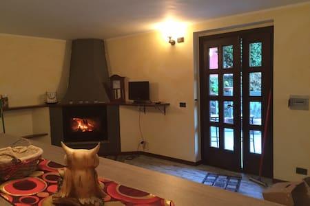 Casa vacanza Lago+ Montagna - Maison