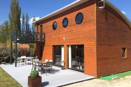 Maison secteur CHAMBORD/BEAUVAL - Fontaines-en-Sologne - Erdhaus