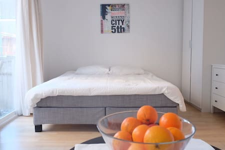 Beautiful room right in city center! - Amsterdam - Apartment