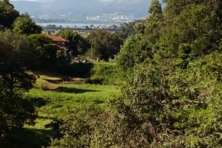 40mts de terraza, vistas magníficas, tranquilidad - Appartement