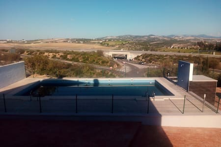 RURAL AND VACACIONAL APARTAMENT - Montilla - Appartement