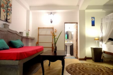 French Lotus - Bed Room Lolaya 50m² 2+1 persons - Unawatuna