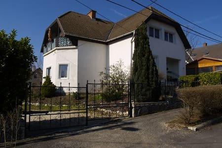 House Anna - The legendary view to Lake Balaton - Csopak - Apartment