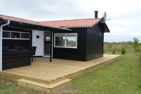 Sommerhus nær dejlig badestrand - Zomerhuis/Cottage