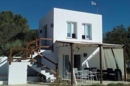 Casa cerca de la playa de Salinas en la naturaleza - Apartmen