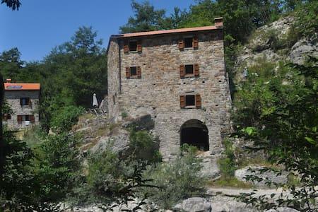 Il Mulino, Rofelle - Badia Tedalda - Haus