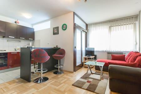 Zagreb, apartment - Byt