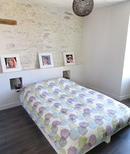 Chambres chez l'habitant dans une charmante maison - Bed & Breakfast