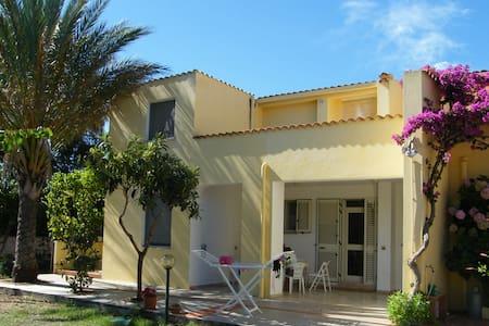 Hibiscus, appartement 5 personnes, à la mer - Siniscola