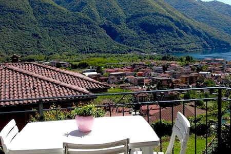 Lovely Apartment with terrace and lake view - Leilighet