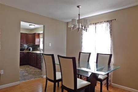 Fantastic 4 bedroom house! - Atlantic City - House