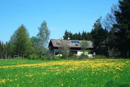 Ferienwohnung Waldhaus - Lejlighed