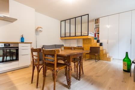 Cosy appartment close to Montmartre - Paris - Appartement