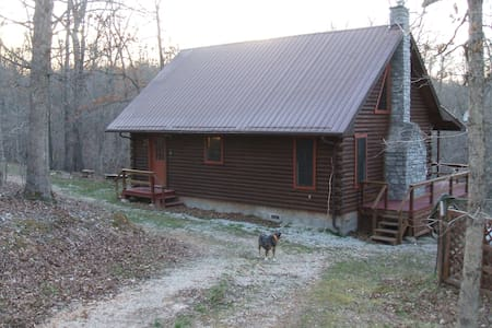 Cabin in the Ozarks - Ház