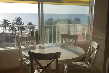 Apartamento vistas al mar a menos de 50 m del mar - Wohnung
