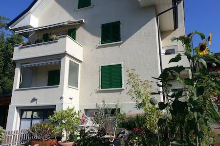 Pflanzen (grün) Zimmer Privathaus - Wohnung