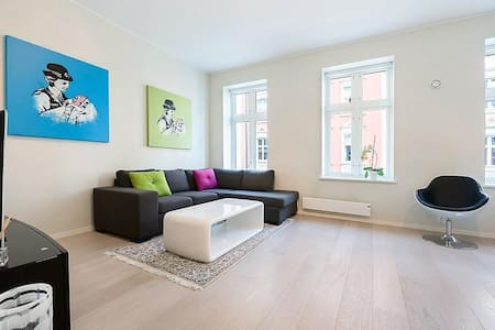 Spacious and modern two bedroom-apt. in the city - Pis